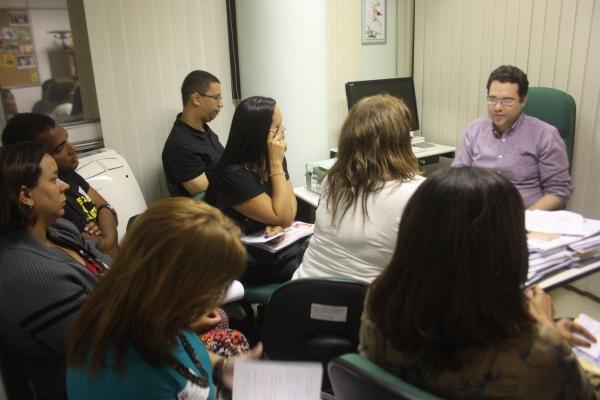 Reunião Com Agente Educador  26 08 2013