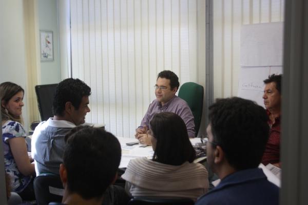 Reunião com Grupo de  Secretário Escolar 26 08 2013 02