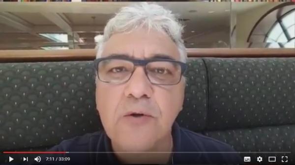 Alexandre Sosinho_Professor